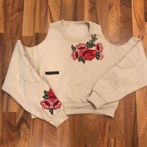 Sweaters - Women's Custom Crewneck Sweatshirt